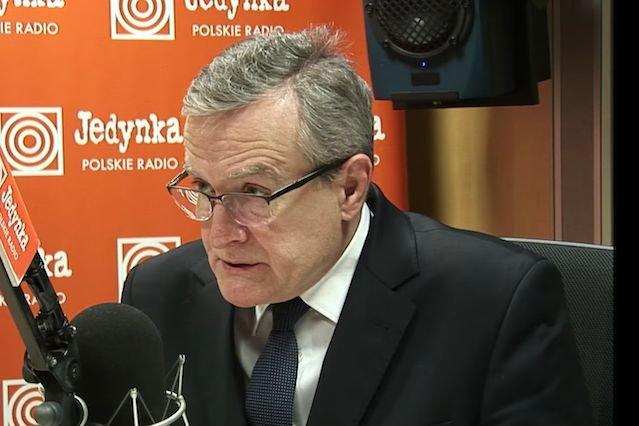 Prof. Piotr Gliński z MKiDN.