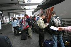 Dworzec Victoria Station w Londynie. Tu zaczynała się wielka emigracja dziesiątków tysięcy Polaków.