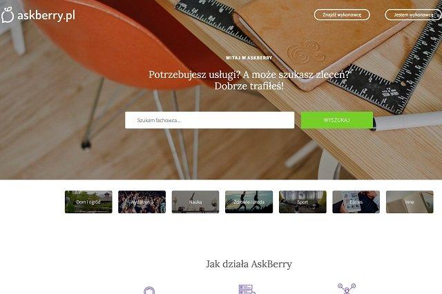 Strona główna portalu askberry