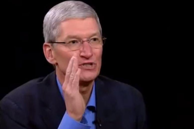 Tim Cook ujawnił, że długo oczekiwana usługa Apple Pay trafi nad Wisłę