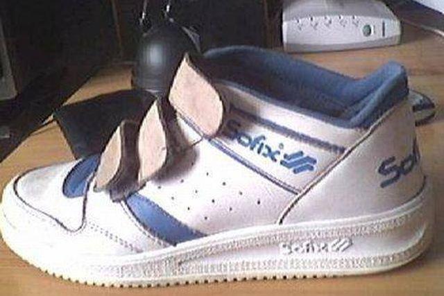 8380b68dddb11 Sofiksy to pierwsze polskie buty z rzepem. Będą miały swój pomnik w Radomiu