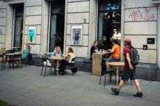 To ostatnie dni funkcjonowania na Muranowie kawiarni Państwomiasto