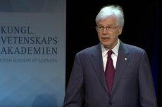 Bengt Holmstroem to ubiegłoroczny laureat Nagrody Nobla z ekonomii