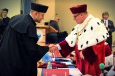 Wręczenie habilitacji i nominacji doktorskich na Uniwersytecie Medycznym w Lublinie