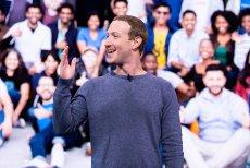 """Założyciel i CEO Facebooka Mark Zuckerberg pragnie dostarczać użytkownikom """"wysokiej jakości dziennikarstwa""""."""