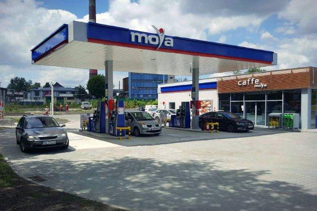 Stacja Moya w Katowicach