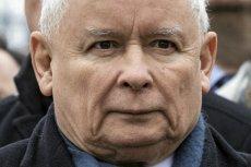 Jarosław Kaczyński niemal jak mafijny boss podpisuje się cudzą ręką i nie zostawia po sobie śladów