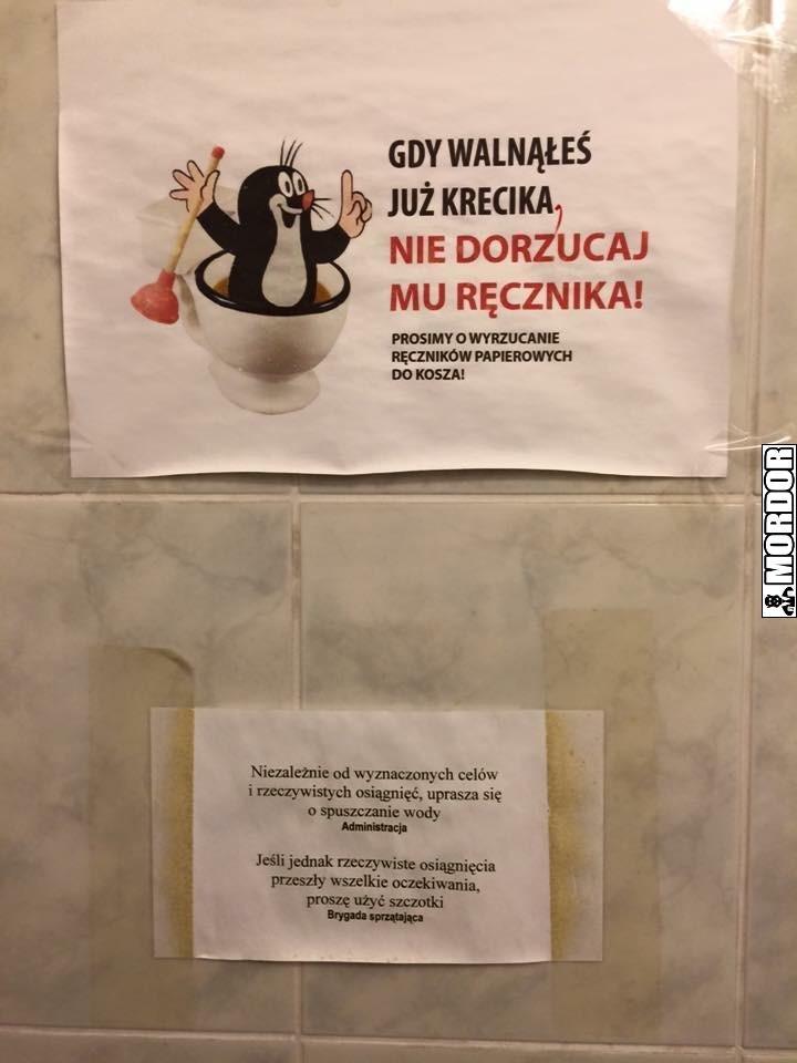 Rafał Ferber: – W toalecie znajduję dużo contentu
