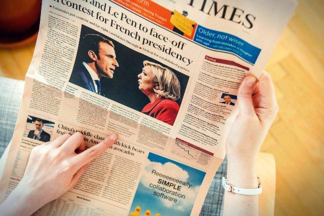 Zdaniem Aleksandra Łaszka zwycięstwo Macron nad Le Pen to dobra wiadomość dla Polski