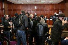 Marcin P. i jego małżonka nie usłyszeli wyroku sądu w swojej sprawie, ponieważ nie pojawili się w sądzie na jego odczytanie.