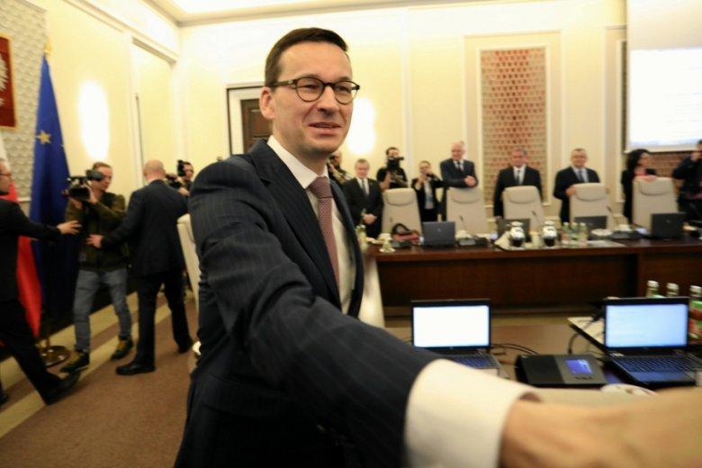 Mateusz Morawiecki wraca do pomysłu dopłacania tym, którzy zdecydują się przejść na emeryturę dwa lata później.