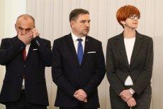 """Twarzami projektu o zakazie handlu w niedzielę był szef """"Solidarności"""" i minister pracy"""