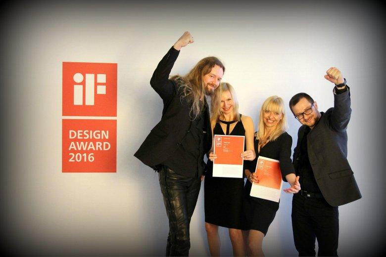 Nowa marka firmy SITAG Formy Siedzenia - VANK zdobyła dwie nagrody iF design Award 2016. Do konkursu zgłoszono 5295 projektów z 53 krajów.