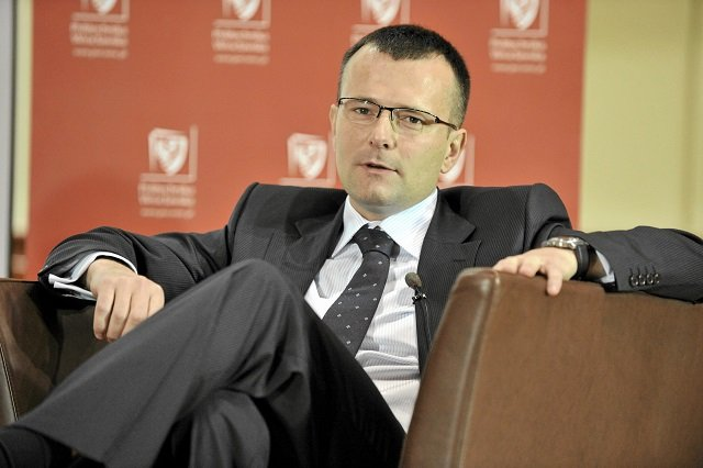 Tomasz Szpikowski, współtwórca serwisu lepszapraca.pl