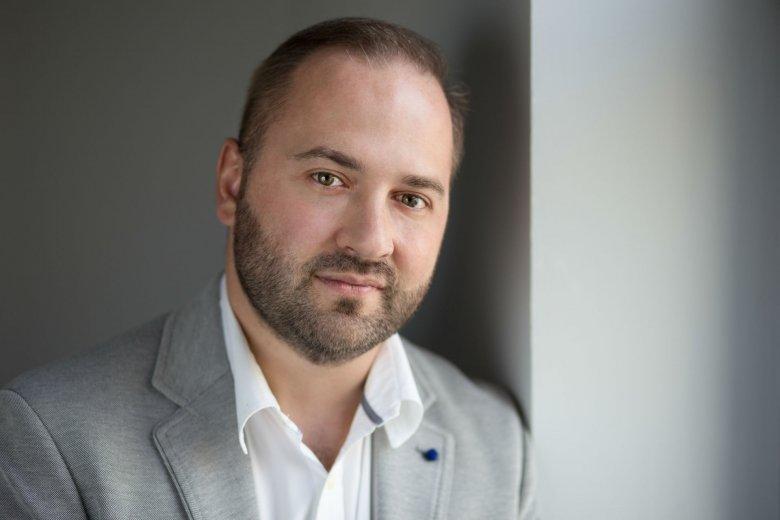 Marcin Pasenik pomysłodawca i prezes InviPay.com