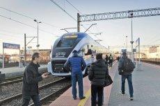 Intercity ma problemy z pociągami Pesy
