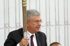 Stanisław Karczewski apeluje do pracodawców o zdrowy rozsądek w sprawie 12 listopada