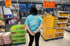 W sklepach sieci Lidl marki własne w kategorii żywność to aż 71 proc. oferty.