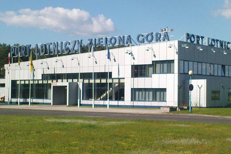 Port Lotniczy w Zielonej Górze jest pierwszym lotniskiem, które może mieć kłopoty.