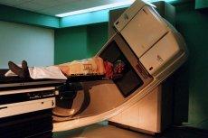 Radioterapia. Jedna z dostępnych dziś metod walki z rakiem.