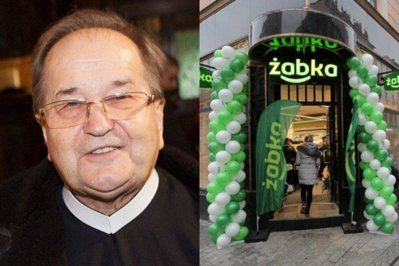 Właściciel Żabki spłaca dług wdzięczności wobec PiS - dlatego współpracuje z Rydzykiem i Karnowskimi.