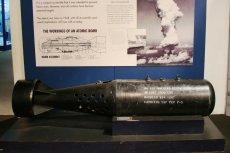 """Jedna z pierwszych amerykańskich bomb nuklearnych. Prawdopodobnie taką Amerykanie """"zgubili"""" w 1950 roku."""