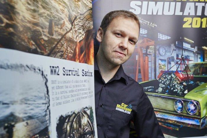 Krzysztof Kostowski, prezes PlayWay, opowiada o sukcesie gry