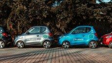 Traficar rozszerza flotę o mikroauta - elektryczne samochody chińskiej marki Zhodu D2S, w pełni elektryczne, z zasięgiem do 100 km na jednym ładowaniu.