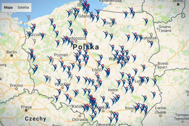 Moya jest już obecna na terenie całej Polski