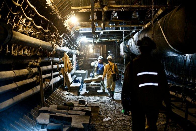 Algorytmy dbają o bezpieczeństwo górników
