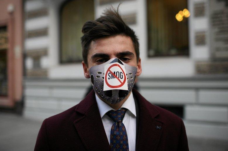 Inwestujemy w oczyszczacze powietrza i maski na smog, by zadbać o zdrowie.