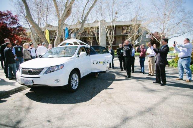 Przy tworzeniu Singularity University brali udział giganci technologiczni. Jednym z nich był Google.