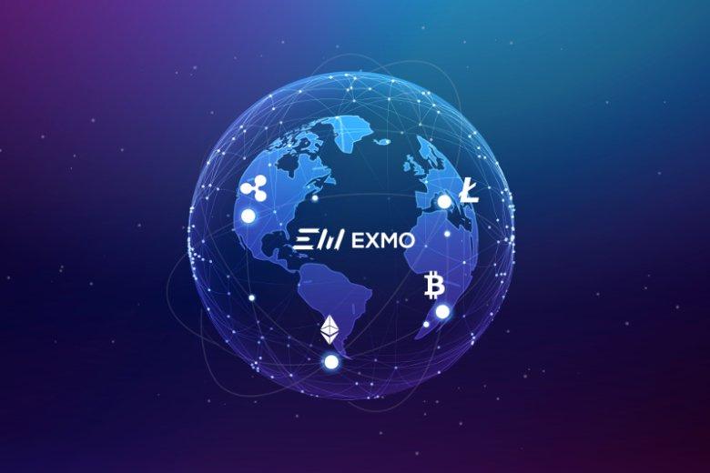 EXMO to międzynarodowa giełda kryptowalut, w tym popularnego bitcoina, oferująca możliwość sprzedaży, kupna lub wymiany wirtualnych pieniędzy