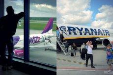 Praca w Ryanair i Wizzar - obie linie dzieli polityka kadrowa