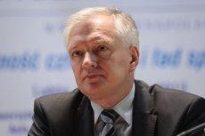 Minister Jarosław Gowin twierdzi, że po opanowaniu pandemii koronawirusa świat zaleją chińskie towary.