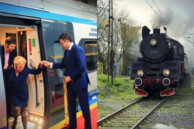 Supernowoczesne pociągi Pendolino pojawiły się w Polsce pod koniec 2014 roku. Mniej więcej w tym samym czasie z naszych torów zniknęły parowozy., które funkcjonowały jako atrakcja turystyczna na trasie Wolsztyn-Leszno i Wolsztyn-Poznań