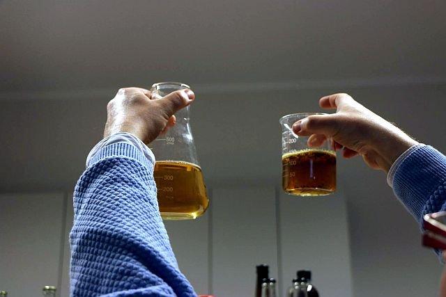 Cały wynalazek opiera się na autorskiej, pierwszej na świecie metodzie rozpuszczania propolisu w wodzie