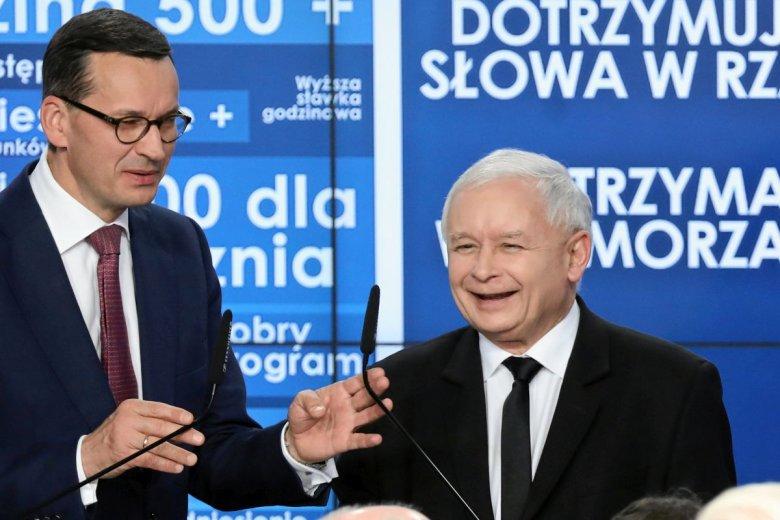 Zerowy PIT dla osób do 26. roku życia to jeden z elementów planu Kaczyńskiego, realizowany przez rząd.