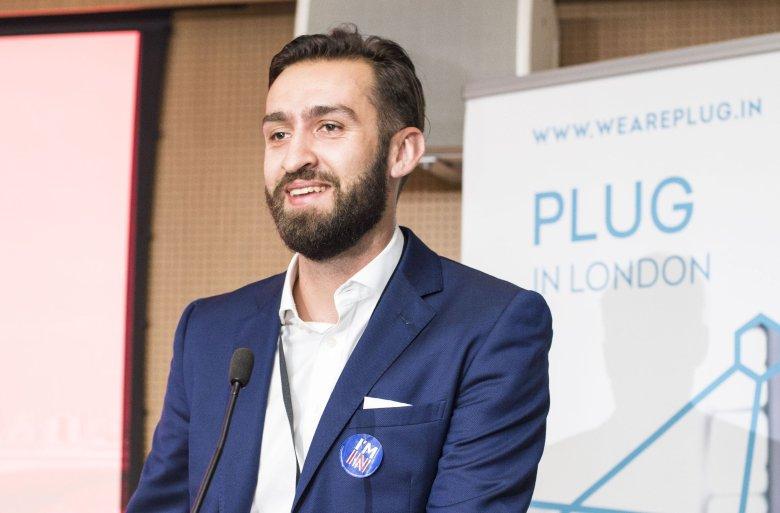 Jacek Ratajczak, organizator Polish Tech Day i założyciel PLUG