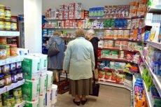 Produkty wykorzystujące skojarzenia z programem 500 plus możemy coraz częściej znaleźć na sklepowych półkach.