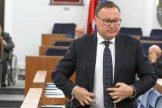Za plecami twórcy SKOK-ów, senatora PiS, Grzegorza Biereckiego, toczy się wojna o nadzór nad tym systemem
