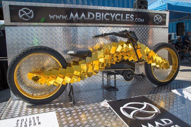 Materialize - oficjalnie uznany za najlepszy customowy rower na świecie