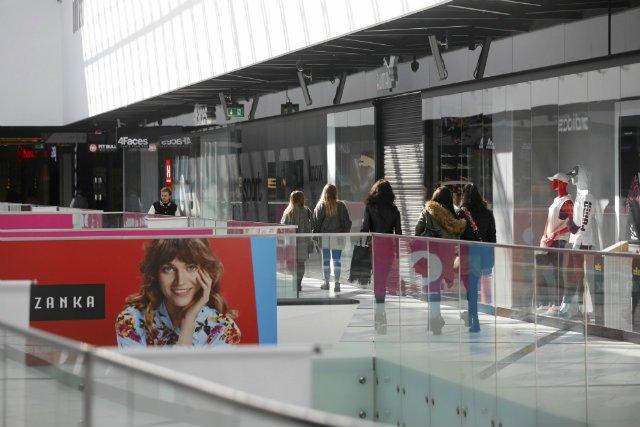 Galeria Katowice - pierwsza ustawowo niedziela z zakazem handlu