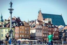 W Warszawie PKB w przeliczeniu na głowę mieszkańca jest dwa razy wyższe, niż w reszcie kraju.