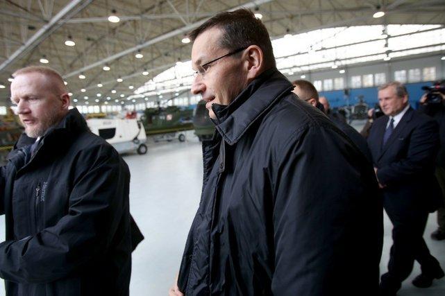 Superminister Morawiecki przygotował Konstytucję dla Biznesu.