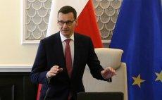 Premier Mateusz Morawiecki oficjalnie skomentował aferę KNF.