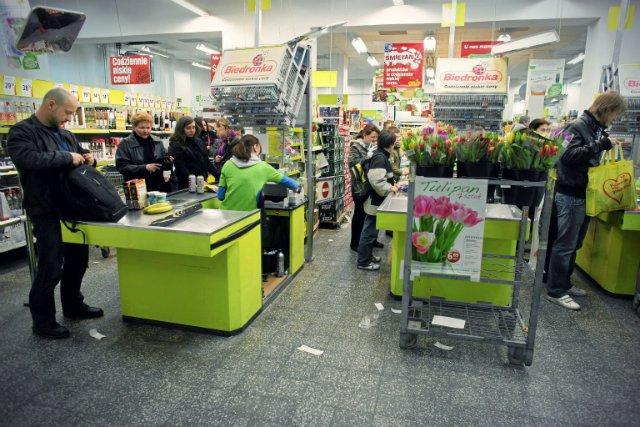 W handlu może pracowaćnawet 52 tys. Ukraińców