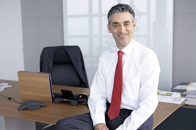 """Frank Appel, prezes Deutsche Post DHL - jak twierdzi """"największej firmy technologicznej w Niemczech"""""""