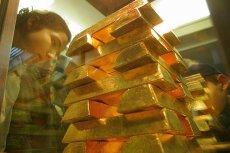 Narodowy Bank Polski kupił 9 ton złota- nie wiadomo dokładnie dlaczego