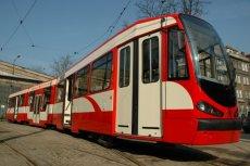 Supernowoczesny tramwaj projektowany przez firmę Modertrans ma być bardzo cichy, komfortowy i energooszczędny
